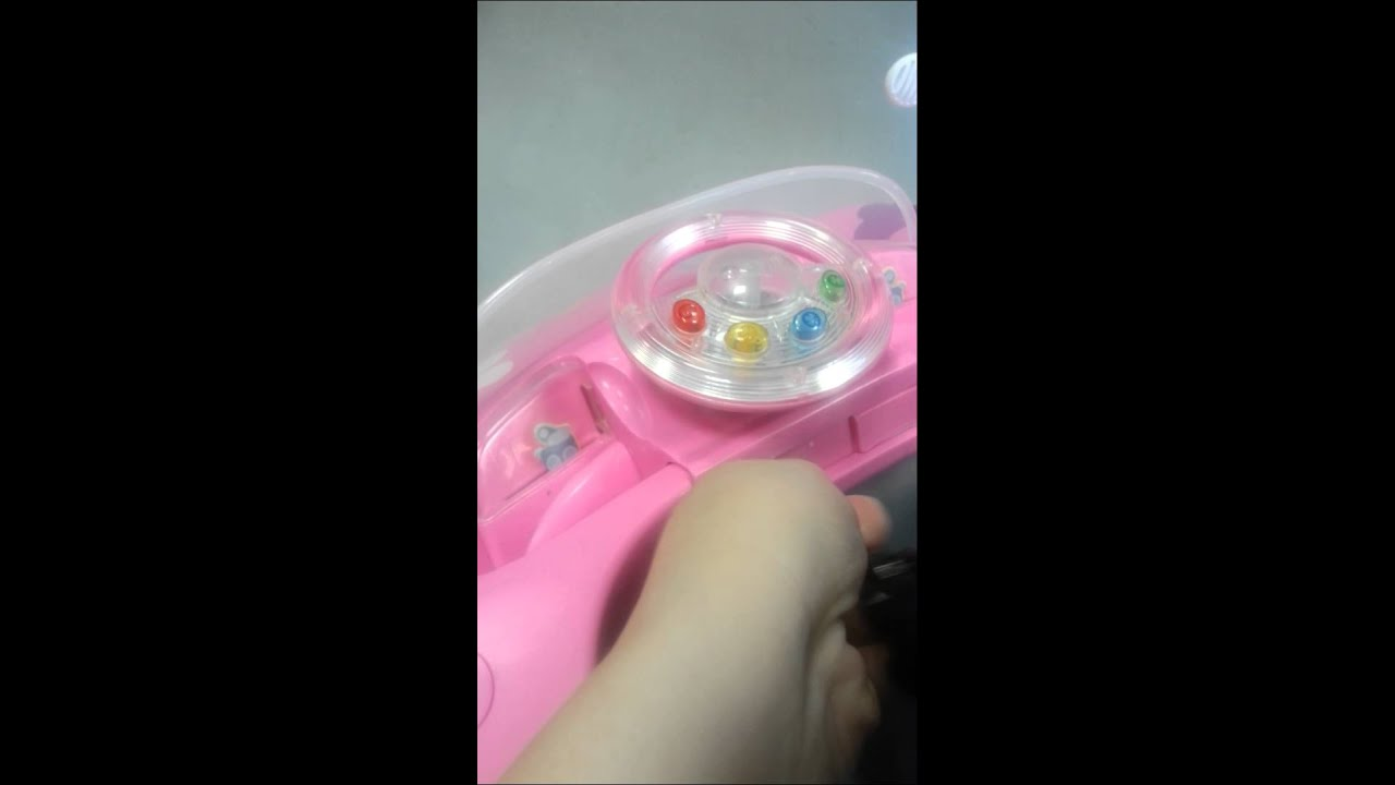 a7a466c6d7ae How to replace batteries Combi infant car walker - YouTube
