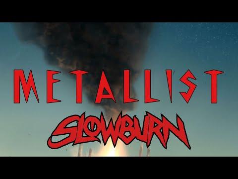 SLOWBURN - Metallist (Official Lyric-Video) [2020]