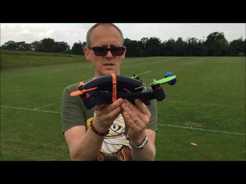 3D printed 250 FPV racing quad