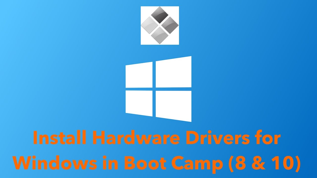 apple boot camp windows 10 drivers download