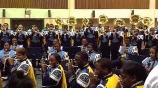 southern university human jukebox 2012 exclusive   the boss