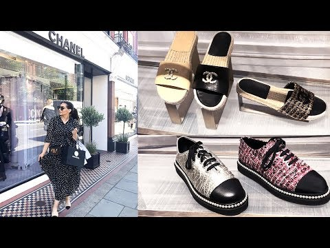 Shopping In Chanel | New Chanel Paris-Hamburg 2017/18 Métiers d'art Collection