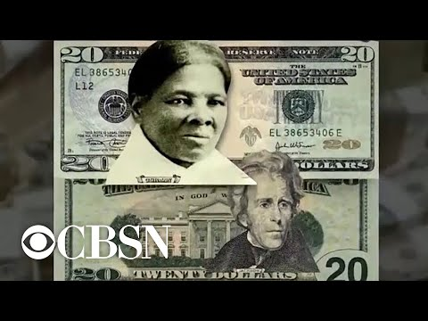 Adrian Long - Oh No They Didn't! Trump  CANCELS Harriet Tubman $20 Bill Planned for 2020