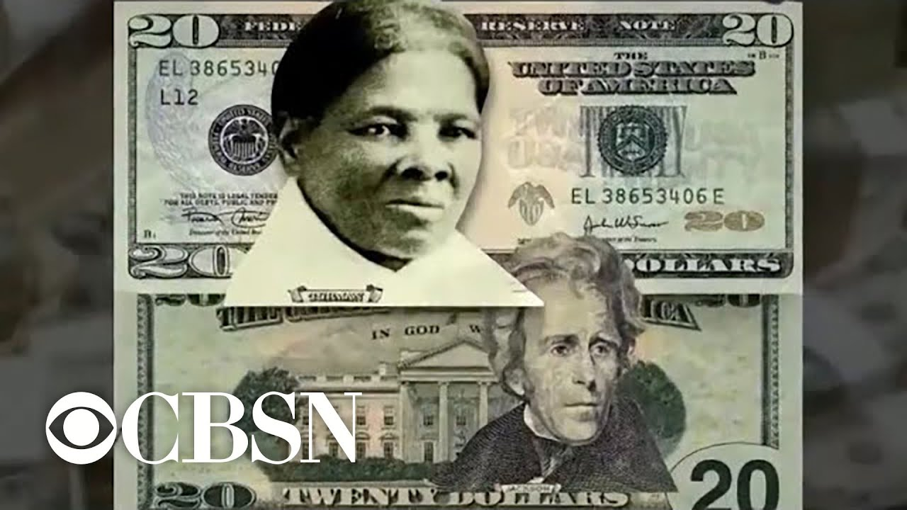 Harriet Tubman 20 Bill Won T Happen Under Trump Administration Youtube