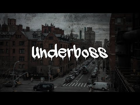 """Underboss"" 90s Boom Bap Freestyle Type Beat 