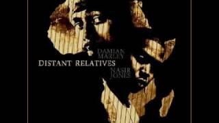 Nas & Damian Marley - Dispear