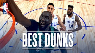 THE BEST of Tacko Fall's Dunks From 2019 NBA Summer League!