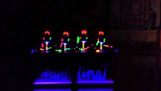 SJMS Glow Drumline