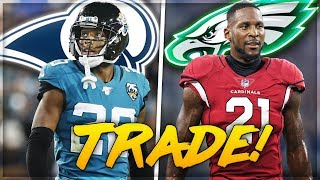 JALEN RAMSEY TRADED TO THE RAMS -- WTF EAGLES?! | My Reaction