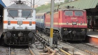 Indian Railways: WAP4 vs WAP7, Which Locomotive is Better?
