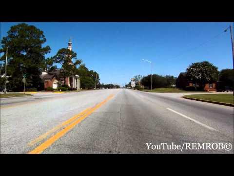 Driving Dawson Road, Albany, GA.