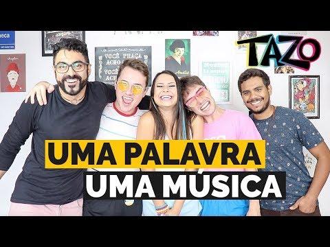 UMA PALAVRA UMA MÚSICA feat Tazo I 9