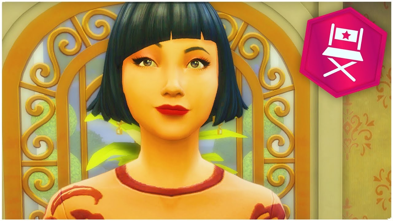 Charity Benefit Party | The Sims 4 Get Famous (Part 5)