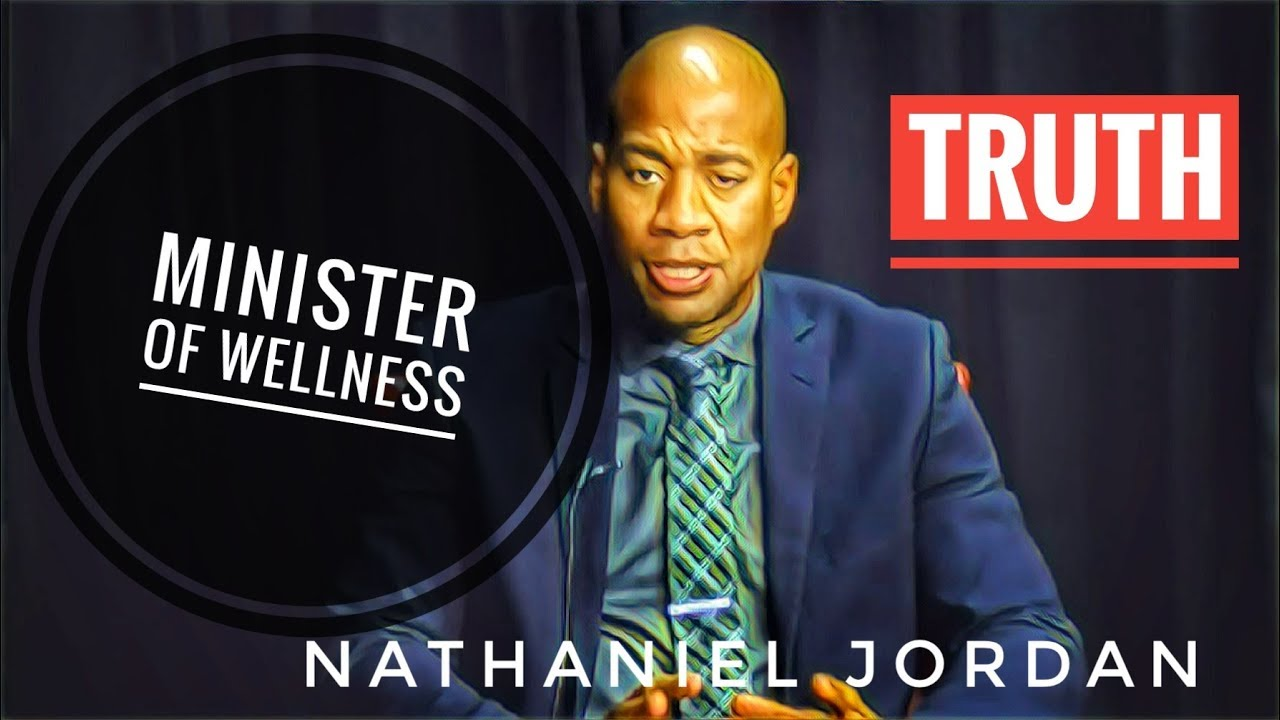 The Minister of Wellness Nathaniel Jordan On Information Man Show
