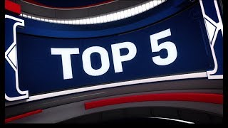 top 5 plays of the night october 5 2017
