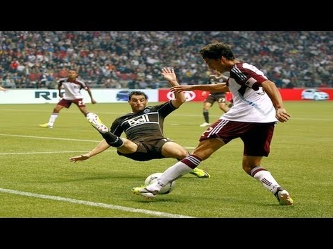 HIGHLIGHTS: Vancouver Whitecaps vs Colorado Rapids, June 16, 2012
