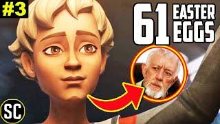 Star Wars: BAD BATCH 1x03: Every EASTER EGG + Omega Father EXPLAINED | Full BREAKDOWN