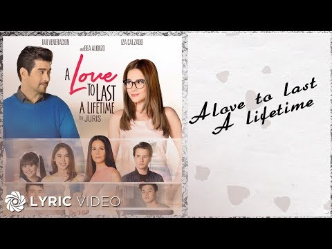 Juris - A Love To Last A Lifetime (Official Lyric Video)