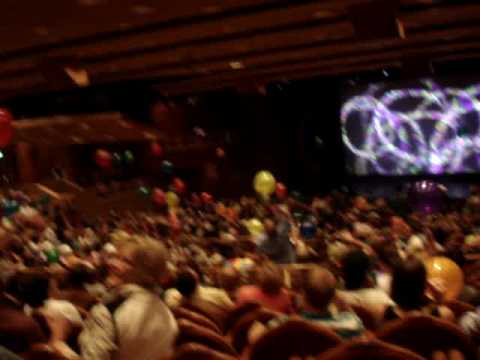 Princess Theater - Balloon party