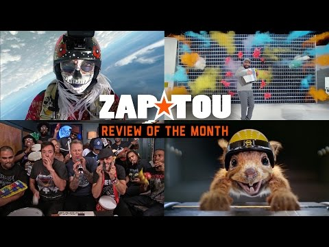 Review of the month #2 - November 2016 | Zapatou