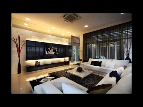 Living Room Pain Ideas Brown Paint Two Tone Youtube