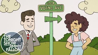 Voting Avenue ft. Yara Shahidi (Schoolhouse Rock!)