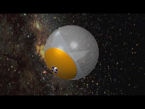Universe के रहस्यों को खोल देगा ये |Inflatable Space Telescope Could Look Like Giant Beach Balls