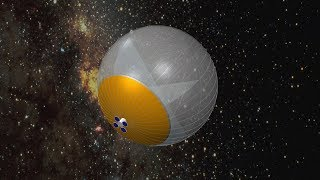Universe के रहस्यों को खोल देगा ये |Inflatable Space Telescope Could Look Like Giant Beach Balls