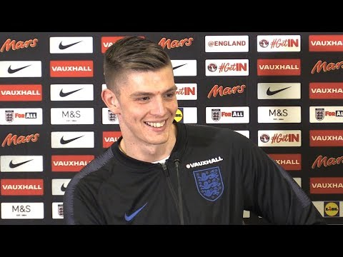 Former Milkman Nick Pope Aims To Deliver For His Country - Embargo Extras