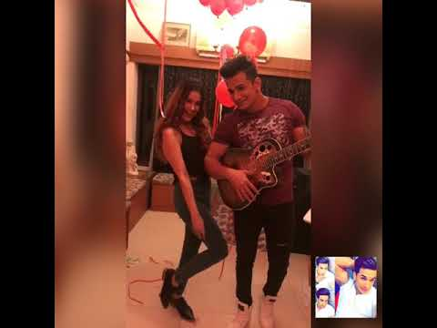 Prince narula celebrate birthday with yuvika chaudhary Mp3