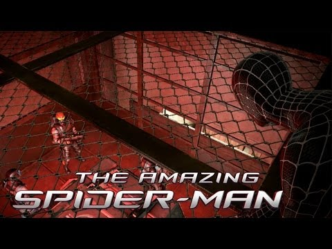 The Amazing Spider-Man Video Game - Oscorp Archives