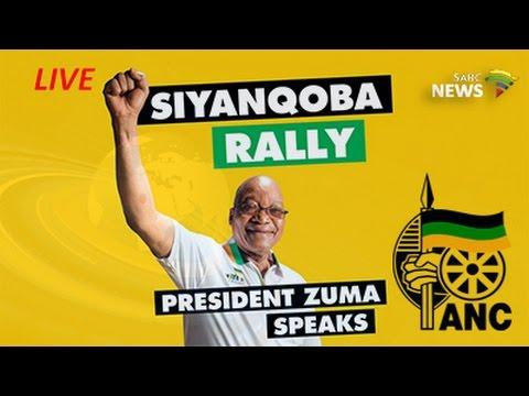 ANC Siyanqoba Rally 2016