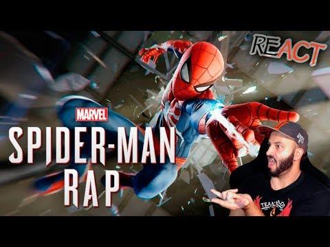 SPIDER-MAN RAP  