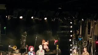 제41회 서울연극제 전쟁터의 소풍 커튼콜