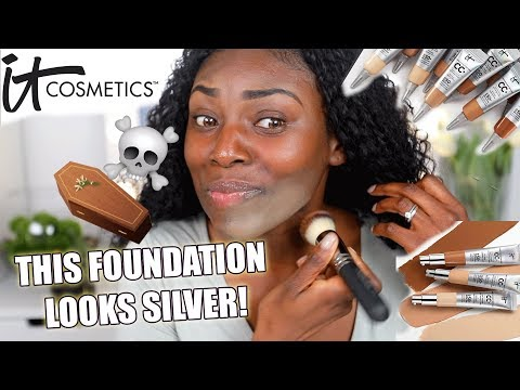 I'M SORRY BUT... IT COSMETICS, IT'S A WAOW... FULL FACE FIRST IMPRESSIONS