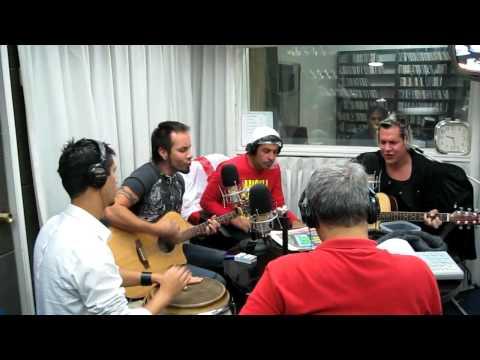 Troy - Tanto de Ti -  unplugged en Radio FM Tiempo
