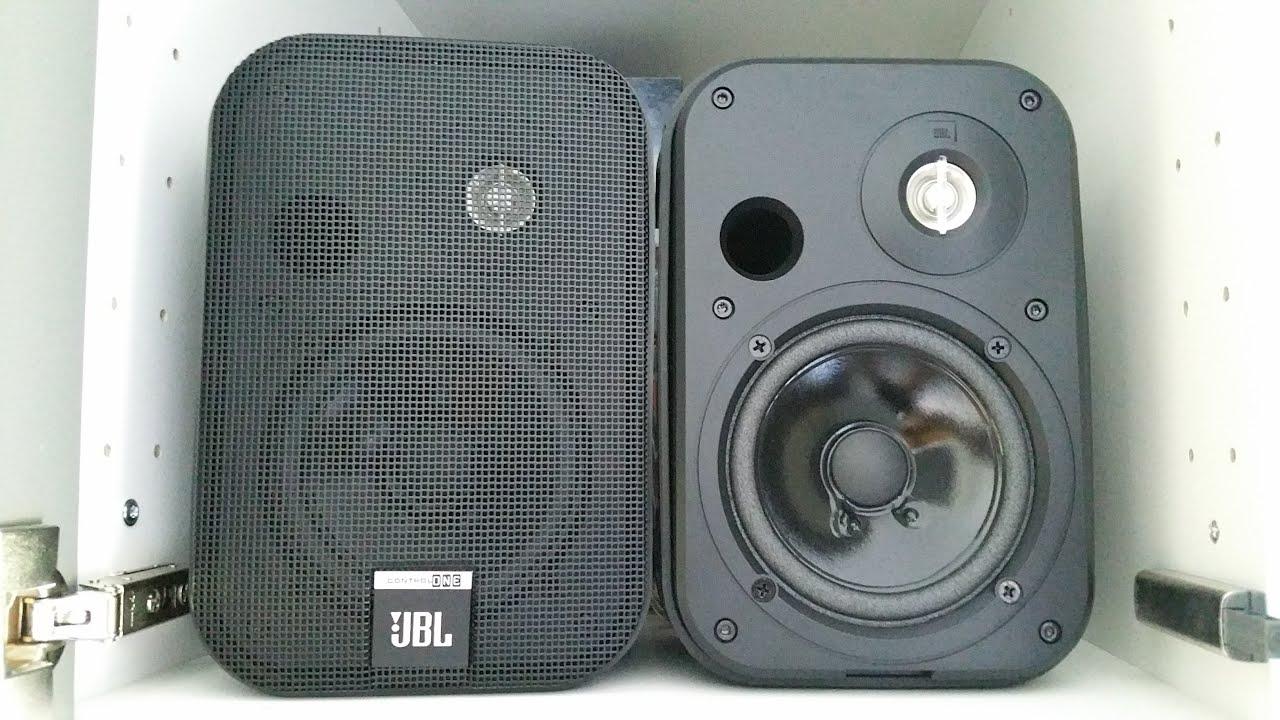 JBL Control 50S T-WH