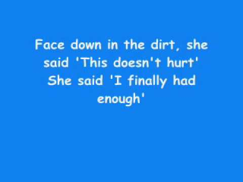 Red Jumpsuit Apparatus- Face Down With Lyrics And Download Link