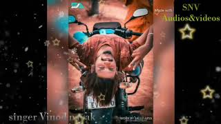 ELIANA KADASARIKA  LATEST DJ SONG #VINOD SINGER , DJ SRINU SDNR