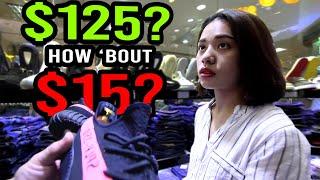 Shenzhen Imitation Market Haul!