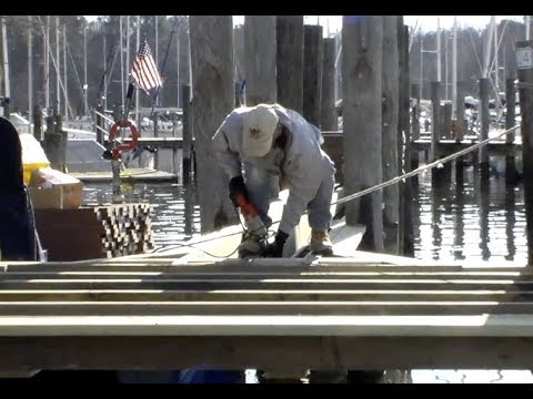F-Dock Construction with Lee