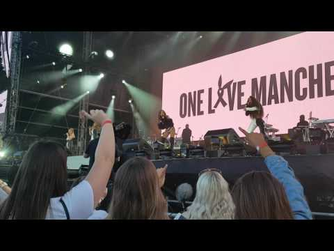 Little Mix - Wings - One Love Manchester