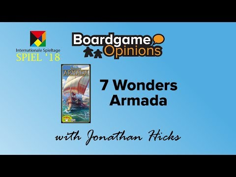 7 Wonders: Armada | Board Game | BoardGameGeek