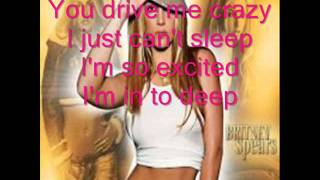 Britney Spears (You drive me) Crazy (The Stop Remix) Karaoke