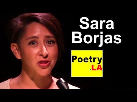 Sara Borjas At Writers For Migrant Justice (rev)