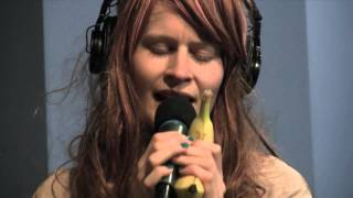 """Jenny Hval """"Why This"""" on WNYC's Spinning On Air"""