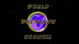 World Wrestling Council - A Hot Night in Bayamon 1988