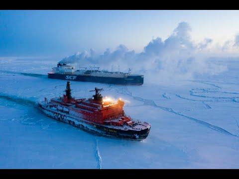"""""""Ventajas"""" del cambio climático: un carguero cruza por primera vez el Ártico en febrero"""