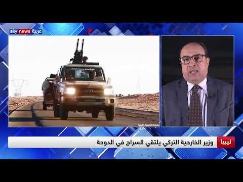 حكام قطر مازالوا مستمرين في سياسة التخريب والمؤامرات على ليبيا  - نشر قبل 3 ساعة