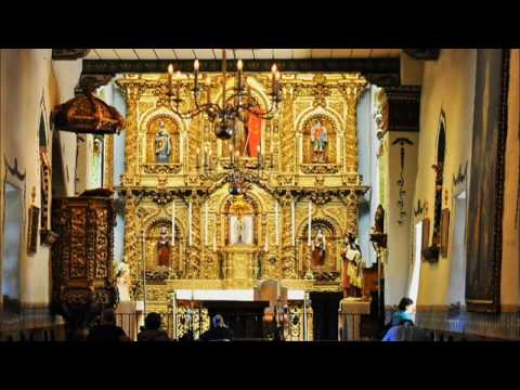 California Missions, San Juan Capistrano